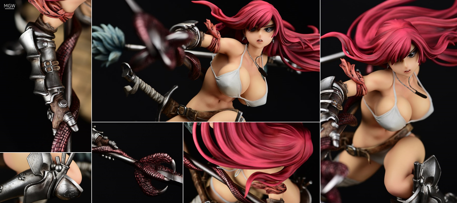 Erza Scarlet the Knight ver. Header