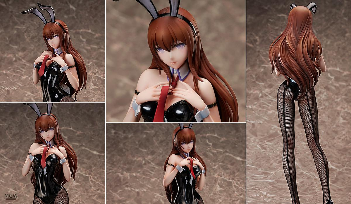 FREEing's Kurisu Makise Bunny ver Header