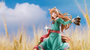 Holo Spice and Wolf 10th Anniversary Ver. by REVOLVE from Spice and Wolf 10 MyGrailWatch Anime Figure Guide