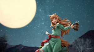 Holo Spice and Wolf 10th Anniversary Ver. by REVOLVE from Spice and Wolf 11 MyGrailWatch Anime Figure Guide