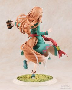 Holo Spice and Wolf 10th Anniversary Ver. by REVOLVE from Spice and Wolf 5 MyGrailWatch Anime Figure Guide