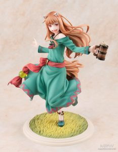 Holo Spice and Wolf 10th Anniversary Ver. by REVOLVE from Spice and Wolf 6 MyGrailWatch Anime Figure Guide