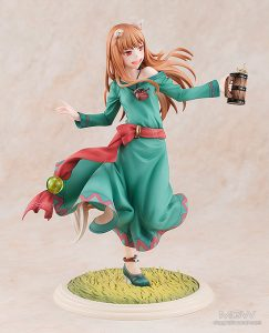 Holo Spice and Wolf 10th Anniversary Ver. by REVOLVE from Spice and Wolf 7 MyGrailWatch Anime Figure Guide