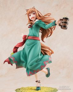 Holo Spice and Wolf 10th Anniversary Ver. by REVOLVE from Spice and Wolf 8 MyGrailWatch Anime Figure Guide