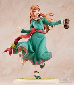 Holo Spice and Wolf 10th Anniversary Ver. by REVOLVE from Spice and Wolf 9 MyGrailWatch Anime Figure Guide