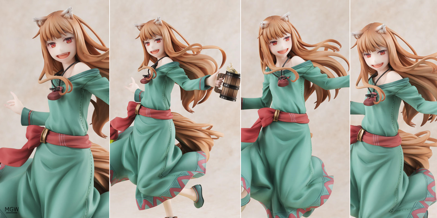 Wise Wolf Holo - Spice and Wolf 10th Anniversary by Revolve