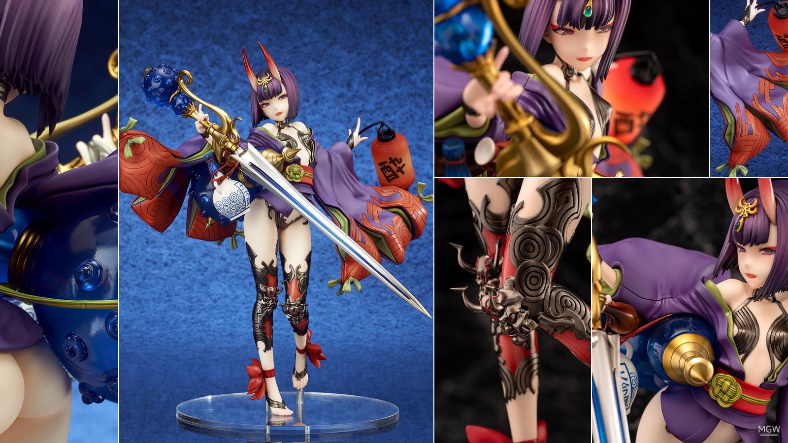 Fate/Grand Order Assassin/Shuten-douji Header