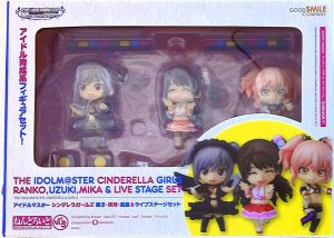 MGW Finds - Nendoroid Petit - THE IDOLM@STER Cinderella Girls