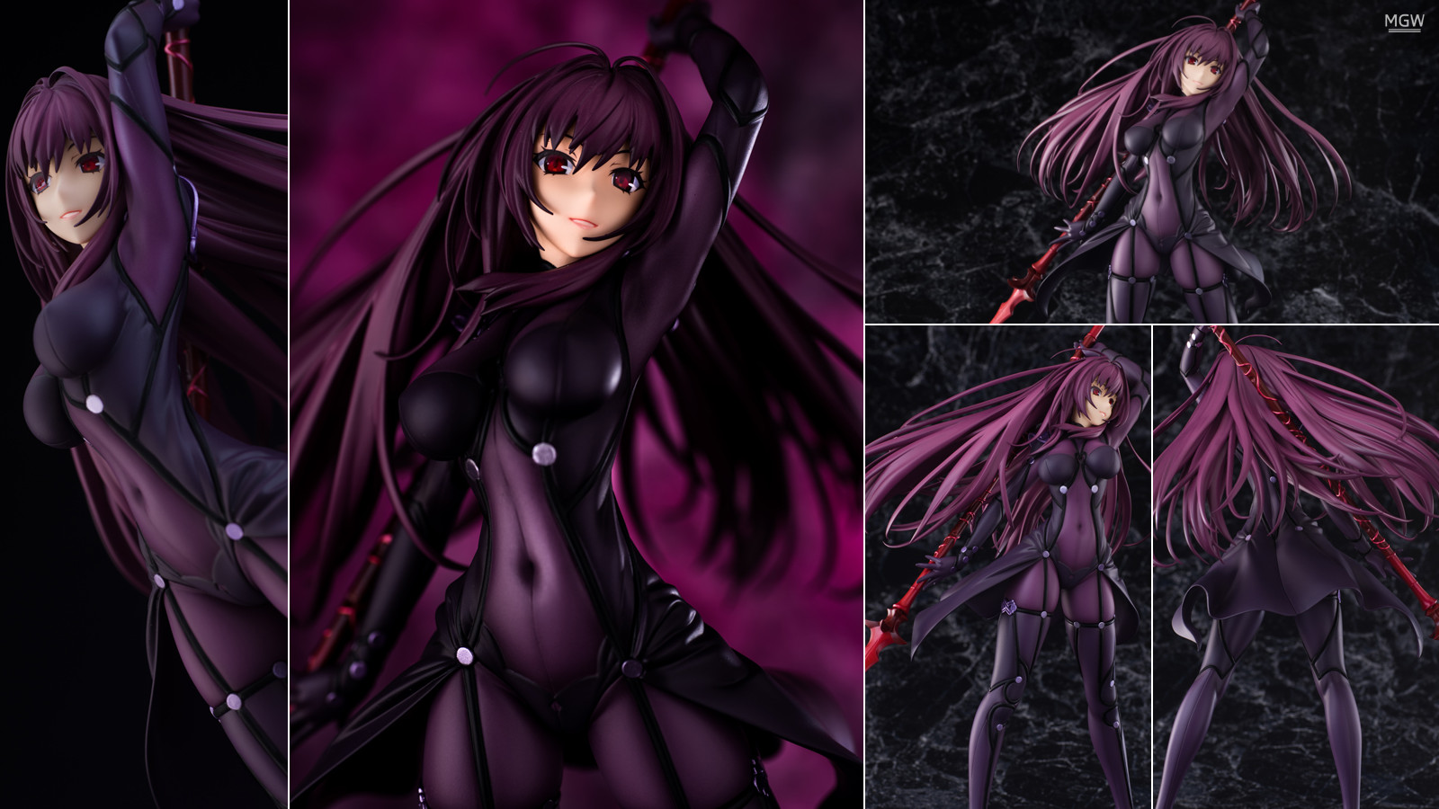 Lancer/Scáthach by PLUM from Fate/Grand Order Header