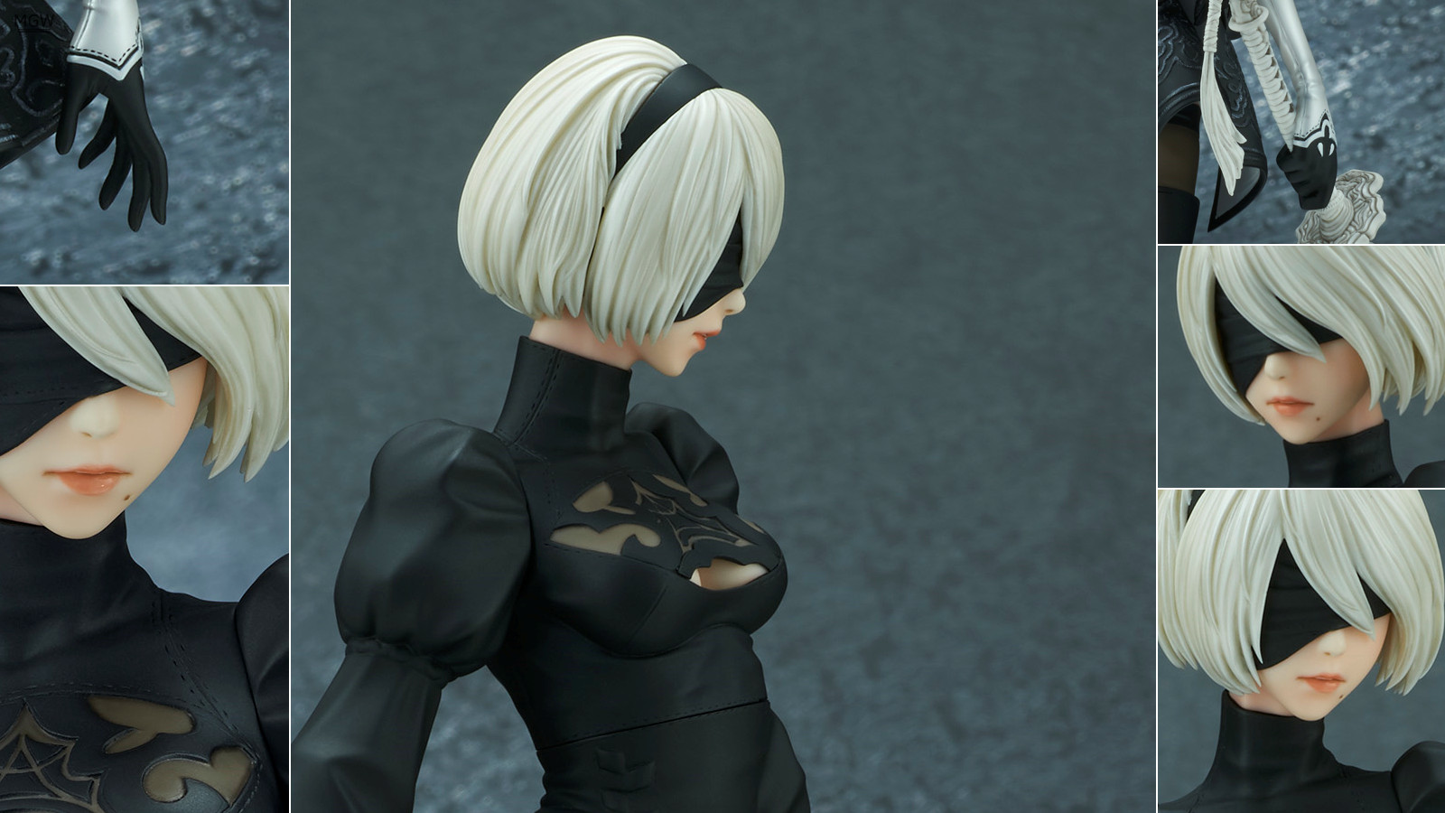 YoRHa No.2 Type B Normal by SQUARE ENIX Header