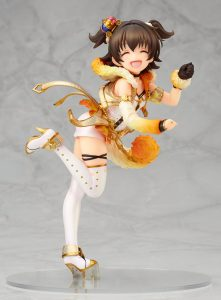 Akagi Miria Party Time Gold Ver by Alter from THE iDOLM@STER Cinderella Girls 2