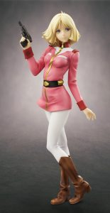 G.A.NEO Mobile Suit Gundam - Sayla Mass by Megahouse from Gundam 2