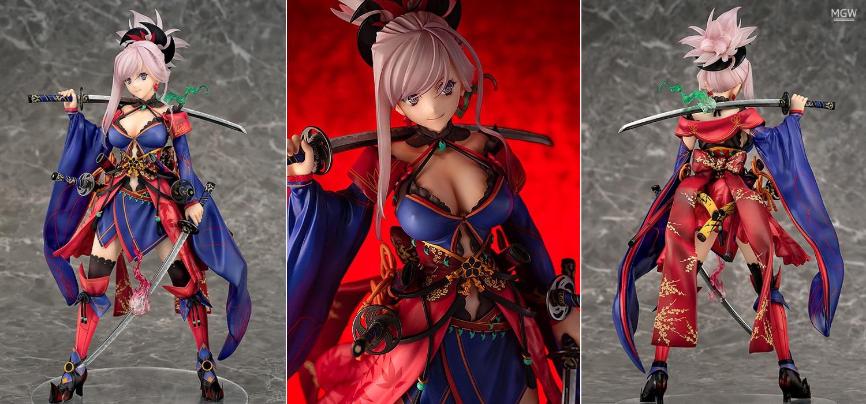 Saber/Miyamoto Musashi by Phat! from Fate/Grand Order MyGrailWatch Header