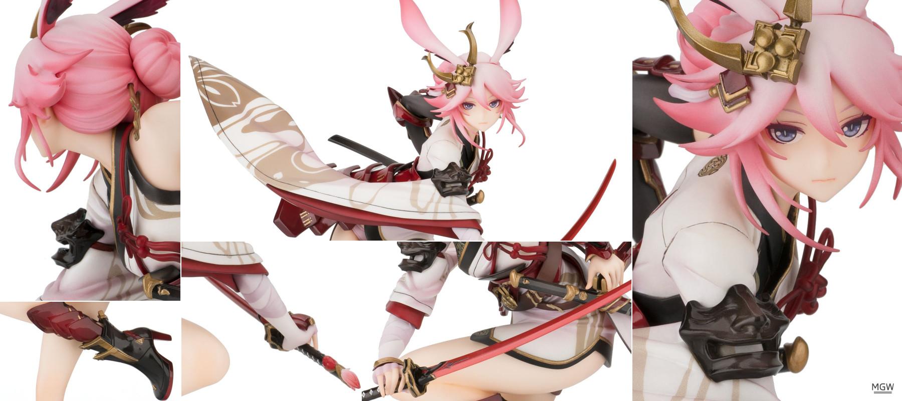 Yae Sakura by MiHoYo from Houkai 3rd MyGrailWatch Header