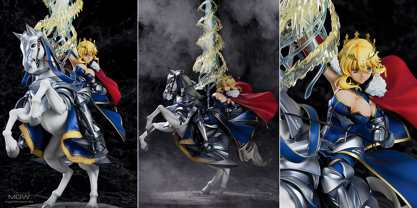 Lancer/Altria Pendragon by Good Smile Company from Fate/Grand Order MyGrailWatch Header