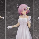 Shielder/Mash Kyrielight Heroic Formal Dress Ver. by Good Smile Company from Fate/Grand Order