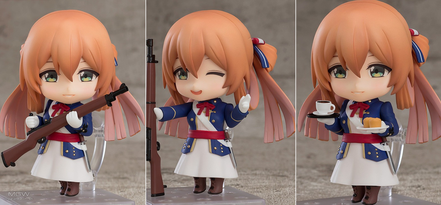 Nendoroid Springfield from Girls Frontline