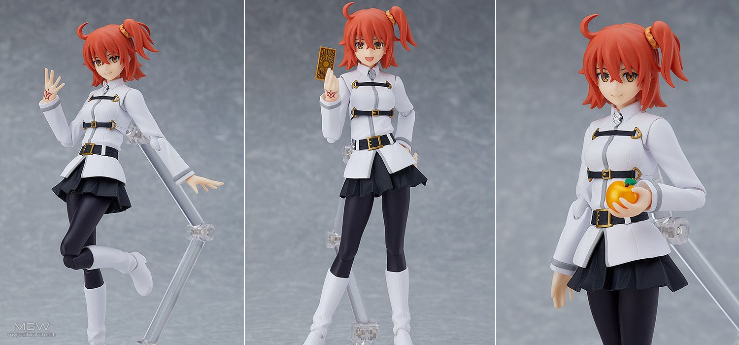 figma Master/Female Protagonist by Max Factory from Fate/Grand Order MGW Header