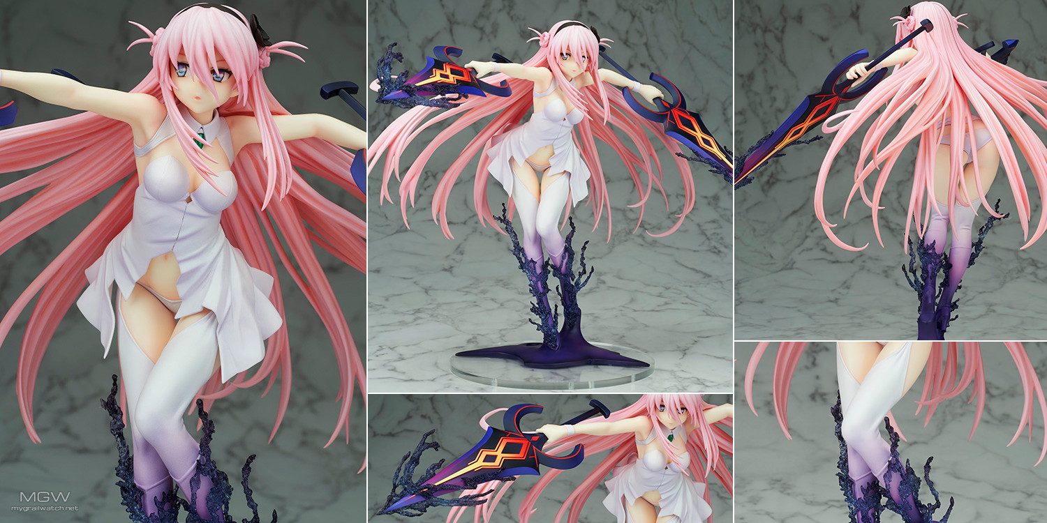 Alicia Heart -Darkness ver.- by FLARE from Dungeon Travelers 2-2