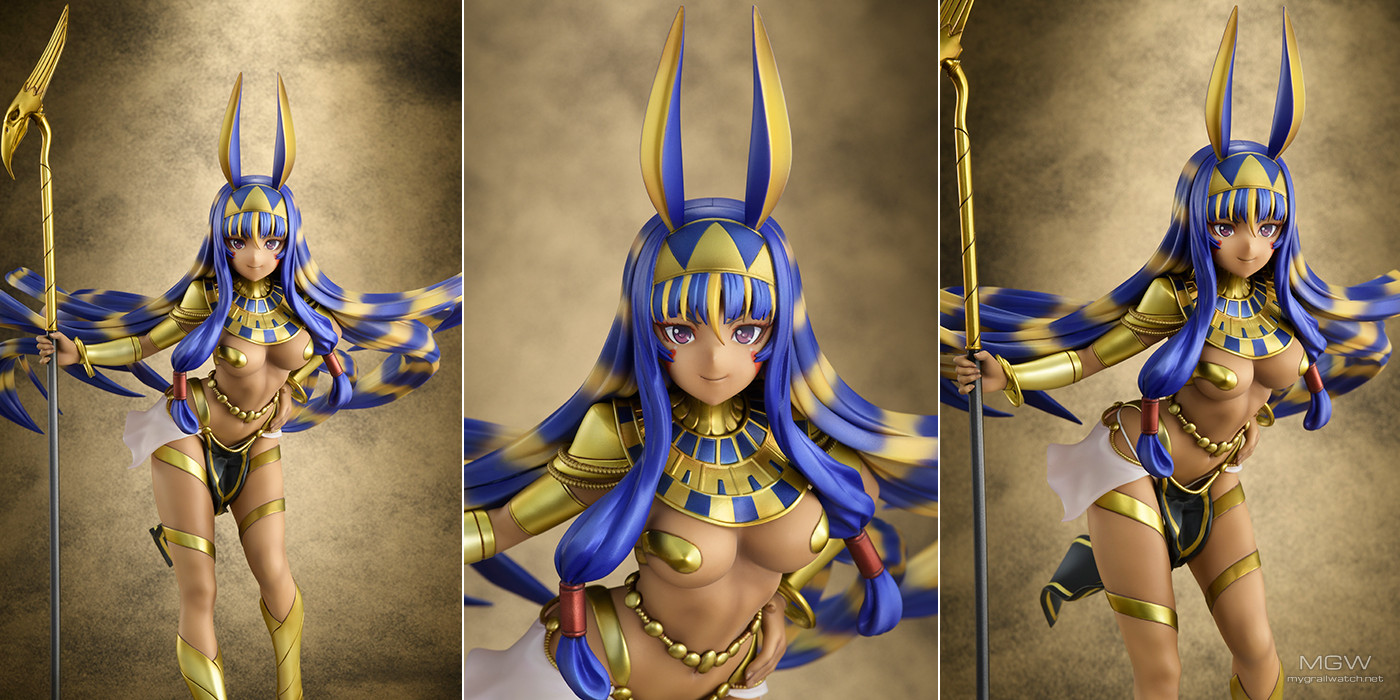 Fate/Grand Order Caster/Nitocris by AMAKUNI Header
