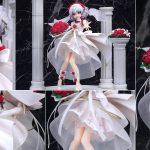 Houkai 3rd Theresa Apocalypse Rosy Bridesmaid Ver. by APEX x miHoYo