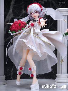 Houkai 3rd Theresa Apocalypse Rosy Bridesmaid Ver. by APEX x miHoYo 6