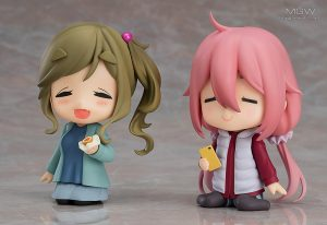 Nendoroid Aoi Inuyama by Max Factory from Yuru Camp 5