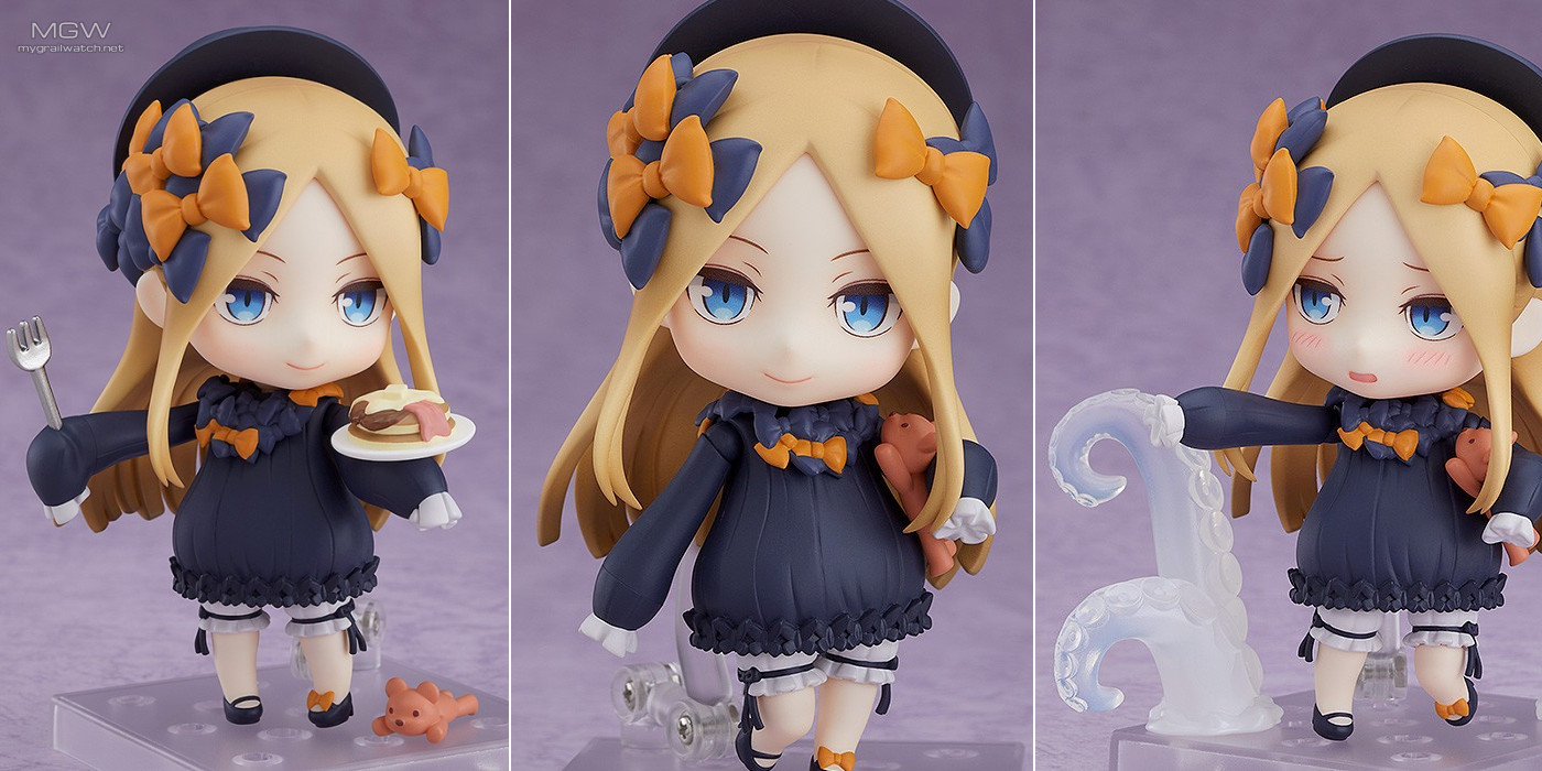 Nendoroid Foreigner/Abigail Williams from Fate/Grand Order MGW Header