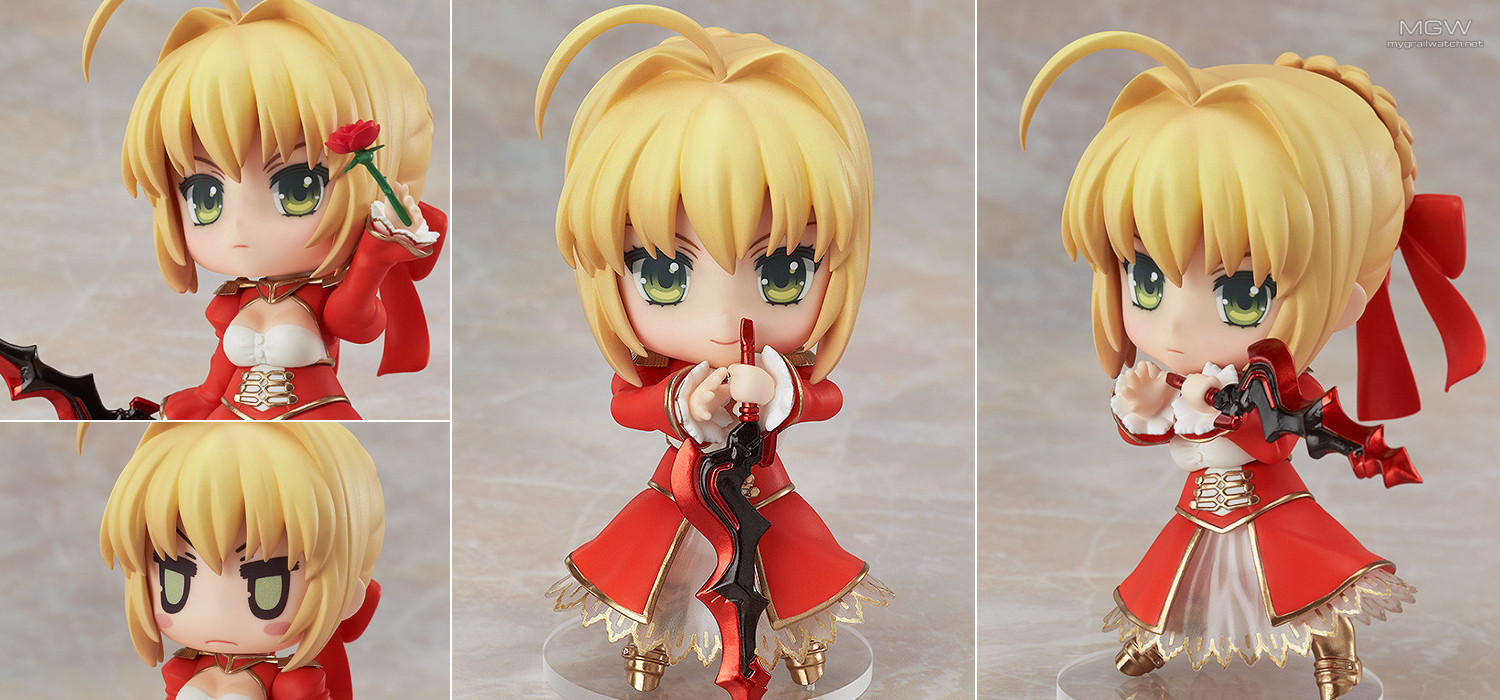 Nendoroid Saber Extra by Good Smile Company from Fate/EXTRA