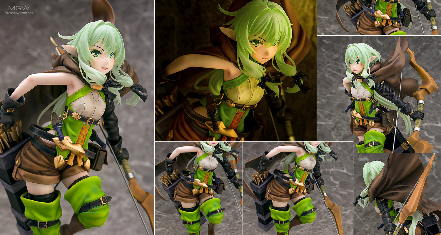 High Elf Archer by Phat from GOBLIN SLAYER