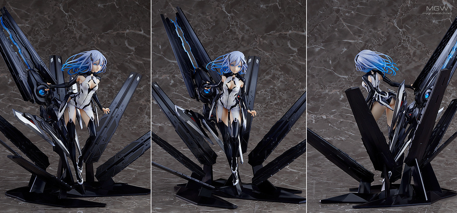 Lacia 2018 BLACK MONOLITH Deployed Ver. by Good Smile Company