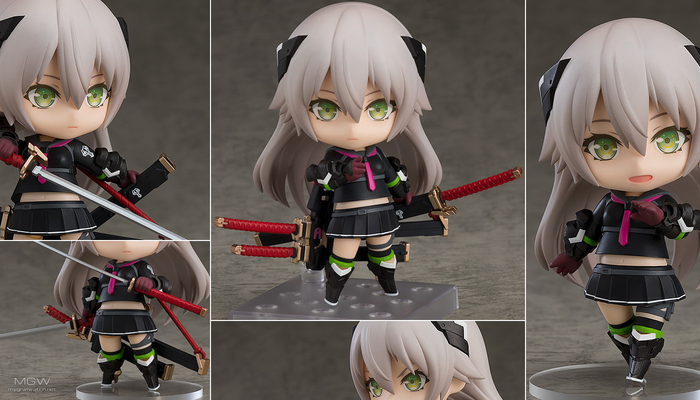 Nendoroid Ichi by Good Smile Company from Heavily Armed High School Girls