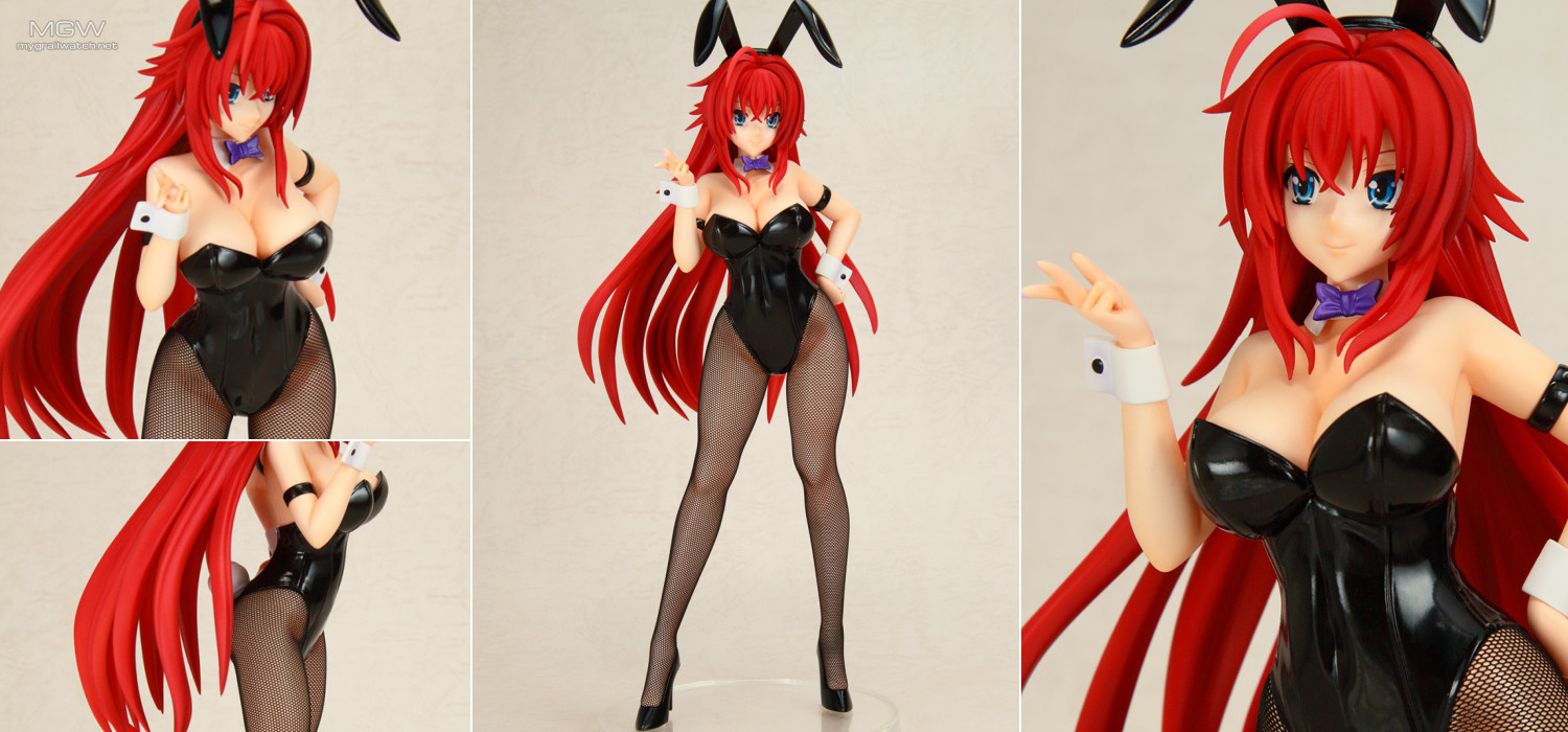Rias Gremory Bunny ver. by Kaitendoh from High School DxD BorN
