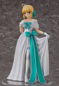 Saber/Altria Pendragon Heroic Spirit Formal Dress Ver. by Good Smile Company from Fate/Grand Order 1