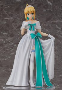 Saber/Altria Pendragon Heroic Spirit Formal Dress Ver. by Good Smile Company from Fate/Grand Order 2