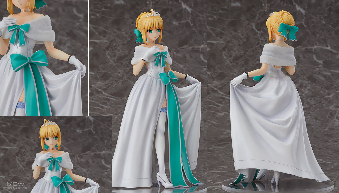 Saber/Altria Pendragon Heroic Spirit Formal Dress Ver. by Good Smile Company from Fate/Grand Order Header