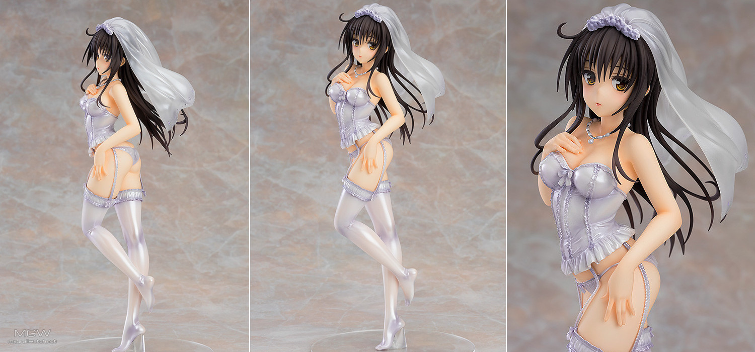 Yui Kotegawa by Max Factory from To LOVE Ru trouble Darkness