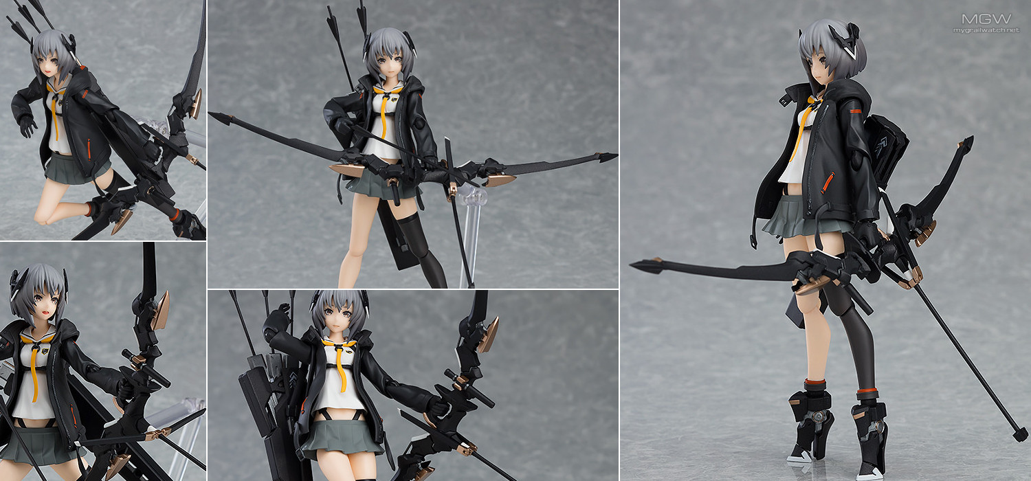 figma Roku by Max Factory from Heavily Armed High School Girls
