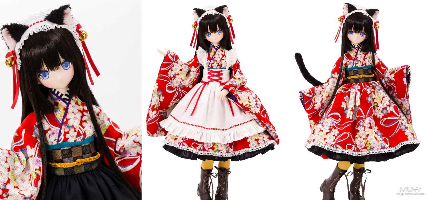 Alice/Time of grace IV ~Taisho Roman~ Kuroneko Rondo by AZONE International from Time of eternal