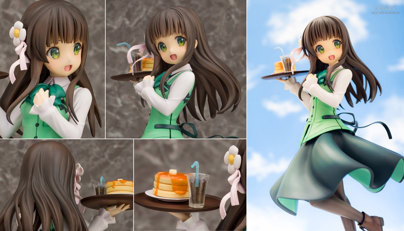 Chiya Cafe Style by PLUM from Is the Order a Rabbit