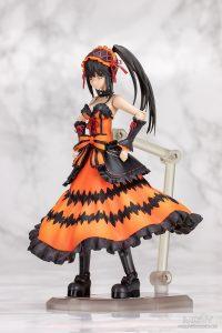 Date A Live Tokisaki Kurumi Movable Figure by PULCHRA 2