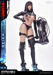 Premium Masterline GANTZ:O Reika Black Version by Prime 1 Studio 9