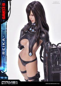 Premium Masterline GANTZ:O Reika Black Version by Prime 1 Studio 12