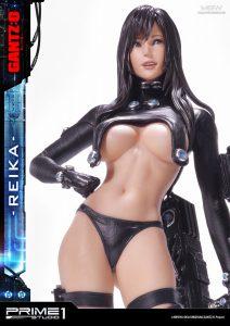 Premium Masterline GANTZ:O Reika Black Version by Prime 1 Studio 13