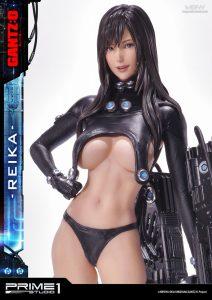 Premium Masterline GANTZ:O Reika Black Version by Prime 1 Studio 14