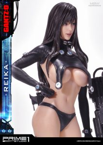 Premium Masterline GANTZ:O Reika Black Version by Prime 1 Studio 15