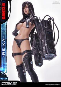 Premium Masterline GANTZ:O Reika Black Version by Prime 1 Studio 22