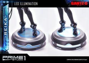 Premium Masterline GANTZ:O Reika Black Version by Prime 1 Studio 35