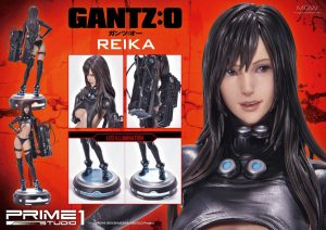 Premium Masterline GANTZ:O Reika Black Version by Prime 1 Studio 37