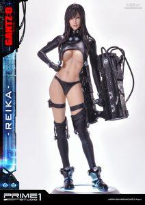 Premium Masterline GANTZ:O Reika Black Version by Prime 1 Studio 3